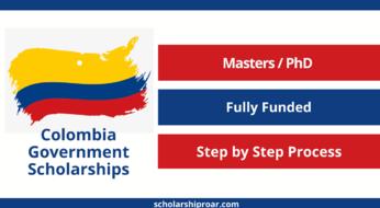 Colombia Foreigners Scholarship- barcha xarajatlari qoplanuvchi grant dasturi