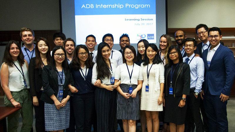 ADB Summer Internship Program 2021-22: полностью финансируемая программа летней стажировки Азиатского банка развития