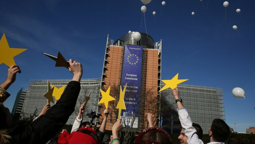 European Union Traineeship:Barcha Xarajatlari Qoplanadigan Yevropa Ittifoq tomonidan Malaka Oshirish Dasturi