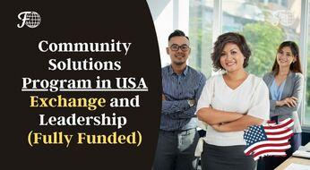 Community Solutions Program : AQSH da 4 oy yashab amaliyot o'tash imkoniyati , barcha xarajatlar qoplanadi