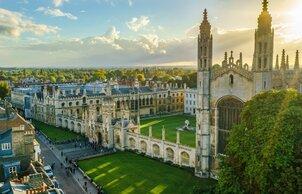 Кембриджский университет: грант стоимостью около 41 200 долларов США на обучение по направлению MBA
