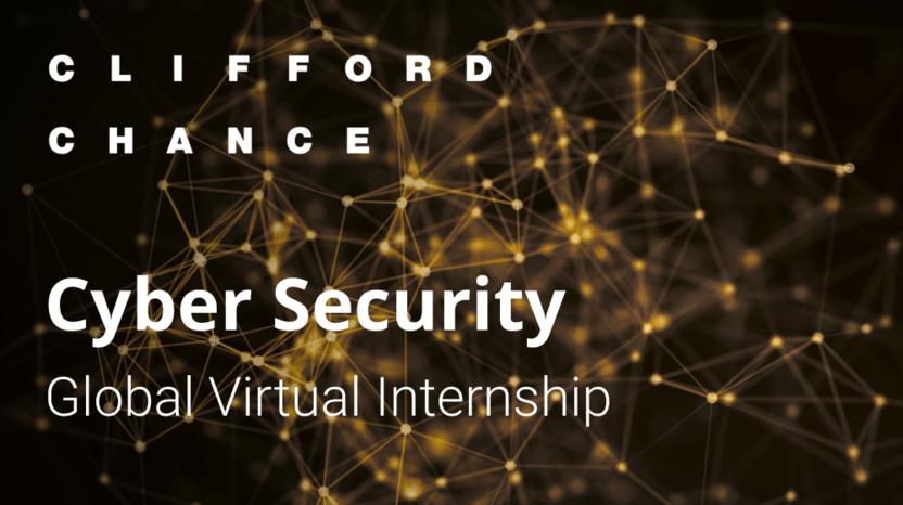 Cyber Security online internship:Cyber Security virtual  onlayn amaliyoti 2021-22  dasturida qatnashish imkoniyati