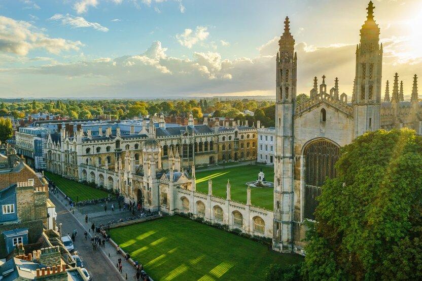 Cambridge University: MBA yo'nalishida ta'lim olish uchun qiymati taxminan 41 200 AQSh dollarlik grant