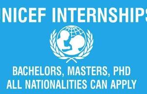 ЮНИСЕФ: 6-26-недельная программа стажировки с полным финансированием и стипендией для студентов