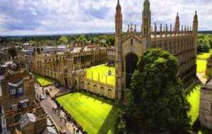 Buyuk Britaniyaning nufuzli Kembrij universitetida o'qish uchun grantlar