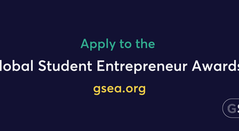 Global Student Enterpreneur Award: talabalar uchun mukofot jamg'armasi umumiy miqdori $50,000 ga teng bo'lgan  tanlov