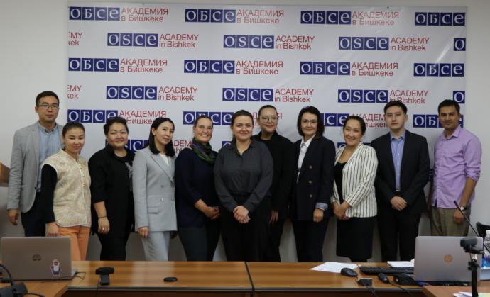 OSCE Akademiyasida to'liq moliyalashtirilgan grant asosida o'qish uchun grant dasturi-360 Yevro oylik stipendiya