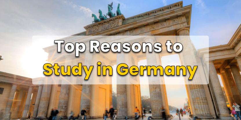 Germaniyada o'qish afzalliklari va bepul universitetlar ro'yxati