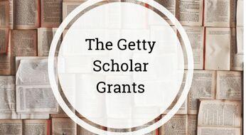 Getty Scholar Grants: 9-месячная программа в США для исследователей