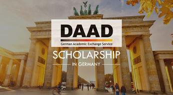 Germaniya: magistratura va doktaranturada o'qish uchun DAAD grantlari