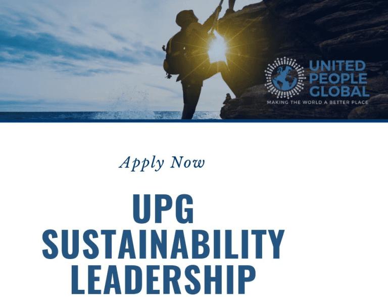 UPG Sustainability Leadership dasturida qatnashib AQShga bir haftalik bepul sayohat qilish imkoniyati