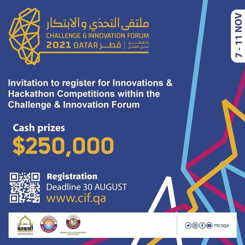 The Challenge and Innovation Forum (CIF): O'z start upinggiz bilan qatnashing va $ 25 000 dollar yutib oling