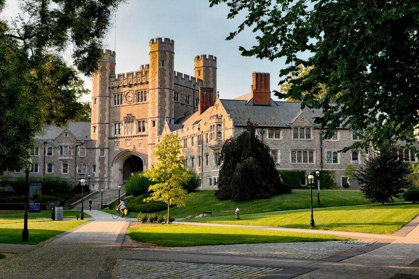 Princeton University : AQSH da Princeton universitetida grant dasturi -$56 500 Aqsh dollori