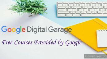 Google: Raqamli Marketing bo'yicha bepul onlayn kurs va bepul sertifikat olish imkoniyati
