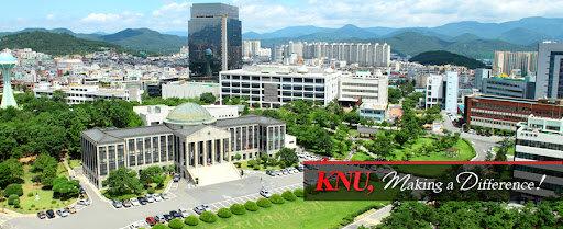 Kyungpook National University: Janubiy Koreada Magistratura bosqichi uchun 50-100% grant dasturi