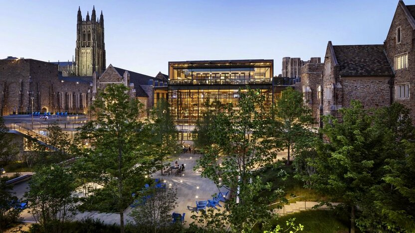Duke University stipendiyalari taqdim etadi, AQSh