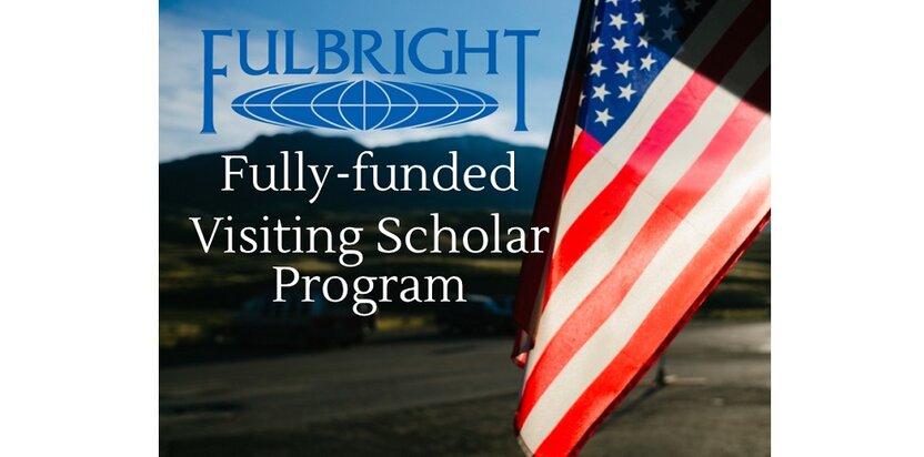 The Fulbright Visiting Scholar Program : Barcha Universitet xodimlari va tadqiqotchilar uchun AQSH da amaliyot dasturi