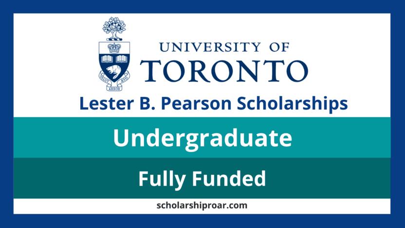 Kanadaning Toronto universitetida bepul o'qish uchun grant dasturi